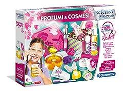 Idea Regalo - Clementoni 13959 - Profumi e Cosmesi