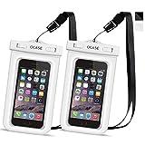 OCASE Waterproof Phone Case, Universal Waterproof Bag Dry Bag With Neck Strap
