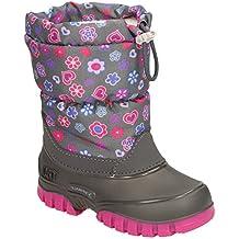 fotos oficiales ae652 863c4 Amazon.es: botas nieve niña - Multicolor