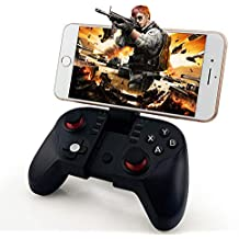 Leoie Bluetooth Wireless Joystick Gamepad Controller For IPhone IOS PC Smart TV Mini Gaming Gamepads