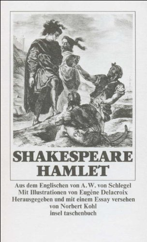 Hamlet: Prinz von Dänemark (insel taschenbuch)
