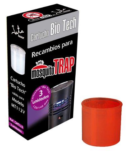 Mostrap CMT1X3 atrapa Mosquitos, Plástico
