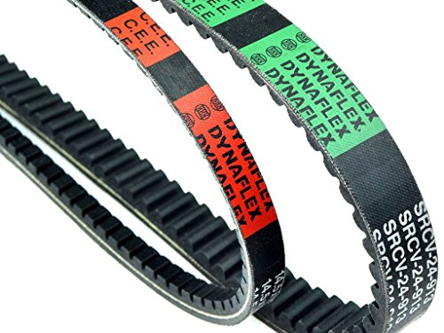 Cinturón para Kymco, Keeway, Aprilia, Malaguti de 125 a 150 ccm