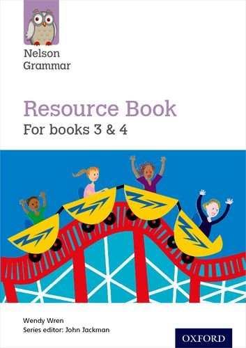 Nelson Grammar Resource Book Year 3-4/P4-5