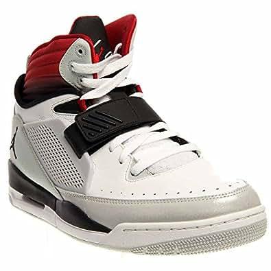 Nike - jordan flight 97 - 654265-104-44.5 - 10.5 - blanc baskets mode homme