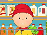 Caillou At The Market