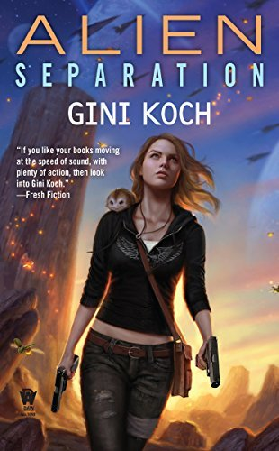 Alien Separation (Alien Novels) by Gini Koch (2015-05-05)