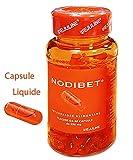 NODIBET Integratore per il metabolismo utile ai diabetici e nei casi di costipazione e fegato grasso