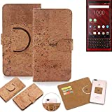 K-S-Trade® 360° Cover Cork Case Compatible With