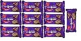 #7: Parle Hide & Seek Chocolate Biscuits - Pack of 10 - Each of 33g (10X33)- SB™