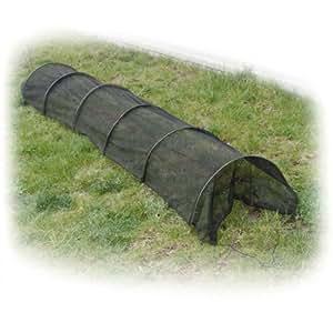 Tunnel pour le jardin en filet polyester 300 x 45 x 30 cm