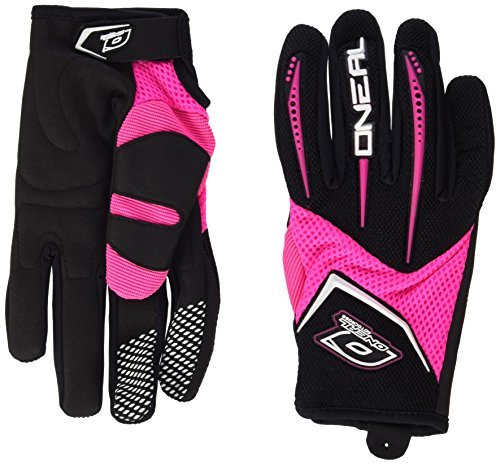 O'Neal Element 0398G-7 - Guanti da donna Pink Ltd Edition Motocross Enduro, taglia XL