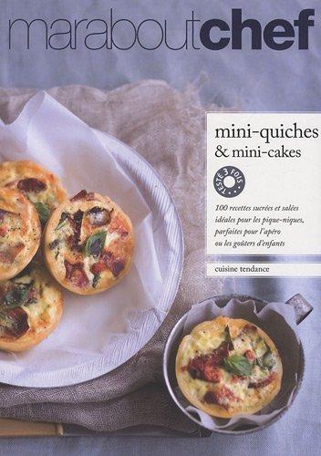 Mini-quiches et mini-cakes