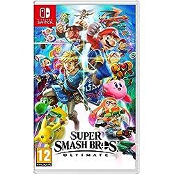 Super Smash Bros Ultimate - Nintendo Switch