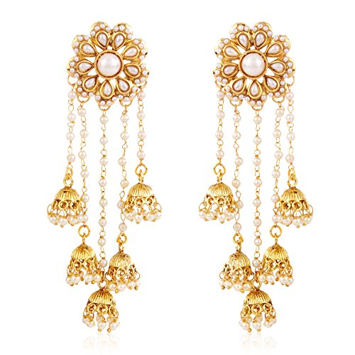 Buy Shining Diva Fashion Jewelry Jewellery Gold Plated Stylish