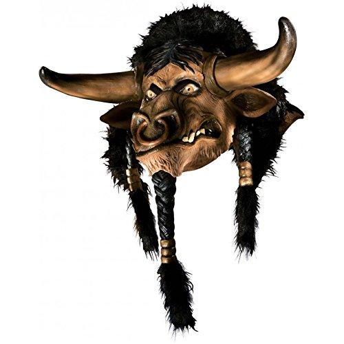 Rubie's Warcraft Tauren Latex Maske Deluxe ()