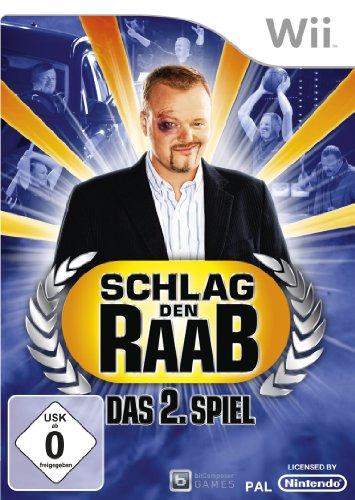 Schlag den Raab - Das 2. Spiel