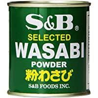 S & B Wasabi en polvo, 1,06 onzas (30 g) por JFC International Inc.