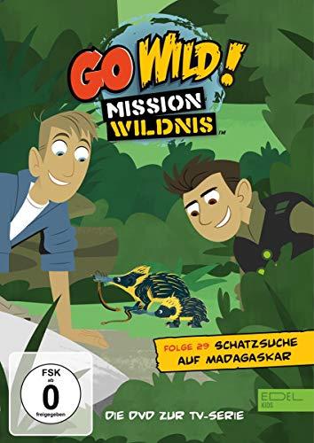 Go Wild! Mission Wildnis - Schatzsuche auf Madagaskar - Die DVD zur TV-Serie, Folge 29