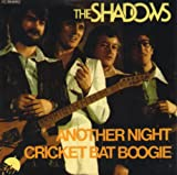 Another Night 4-track CARD SLEEVE - 1) Another Night 2) Cricket Bat Boogie 3) Love Deluxe 4) Sweet Saturday Night - 	CDSINGLE