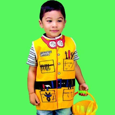 (Dexter Bildungs-Spielzeug dex309Kleinkinder dress-ups Karriere Set (5Stück))