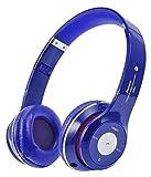 #3: Geekmonkey Wireless Bluetooth Headphone with Mic S460 (Blue)