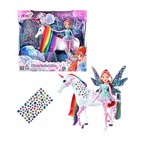 Special Section Winx Club Mini Trolley Giocattolo Bambole Fashion