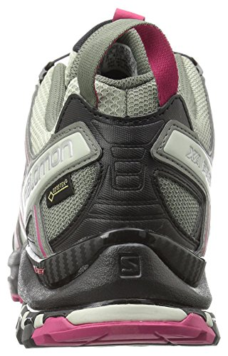 Salomon Xa Pro 3d Gtx W, Scarpe da Trail Running Donna Shadow/Black/Sangria