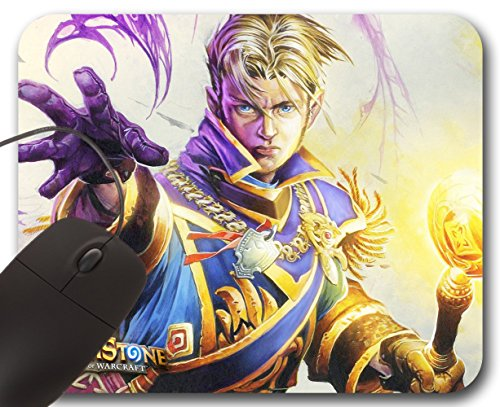 Instabuy Mousepad Hearthstone Anduin Wrynn - Mouse Pad HS