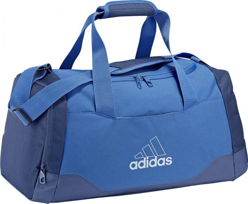 adidas Damen Sporttasche Perf Essentials Teambag,50 x 25 x 25 cm prime blue s12/dark blue f12/clear grey s12