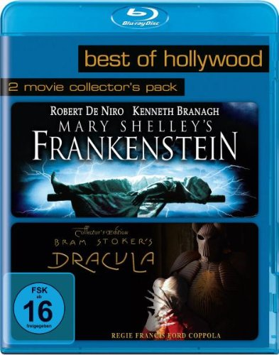 Bild von Mary Shelley's Frankenstein/Bram Stoker's Dracula - Best of Hollywood/2 Movie Collector's Pack [Blu-ray]