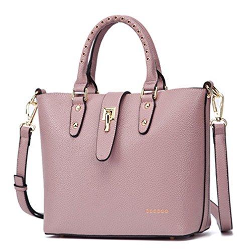 Niedlich Damen Handtaschen, Hobo-Bags, Schultertaschen, Beutel, Beuteltaschen, Trend-Bags, Velours, Veloursleder, Wildleder, Tasche Grau Keshi