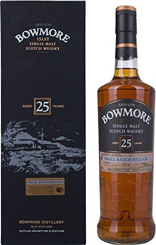 Bowmore 25anni Single Malt Scotch Whisky (1x 0,7l)