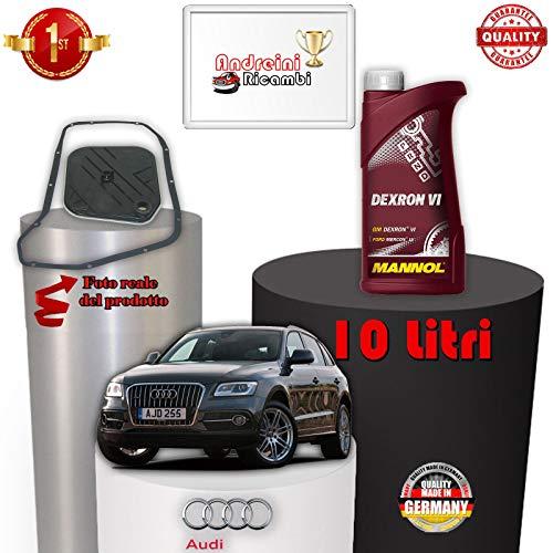 KIT FILTRO CAMBIO AUTOMATICO E OLIO Q5 3.0 TFSI 200KW DAL 2013 -> /1095