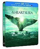 Au coeur de l'ocean - Édition Limitée SteelBook - Blu-ray 3D + 2D...