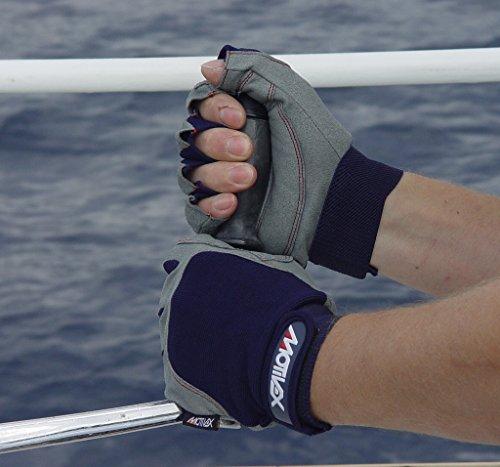 Motivex Halbfinger Segelhandschuhe im Test: Material & Praxis-Erfahrung - 3