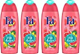 Fa - Gel Douche - Island Vibes Fiji Dream - Flacon 250 ml - Lot de 4