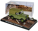 Land Rover Series III Der Hauch des Todes James Bond 007 1/43 Ixo Modell Auto