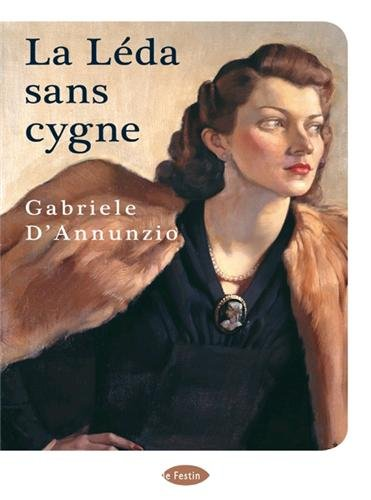 La Léda sans cygne par Gabriele D'Annunzio