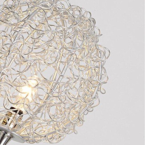 Irgendeine Heimatlampe Led Fernbedienung vertikale Stehleuchte, Aluminium Couchtisch vertikale Lampe moderne einfache kreative Stehleuchte ( ausgabe : Fernbedienungsschalter ) - 6