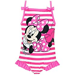 9f4e751549fb Minnie Mouse - Costume da bagno Ragazza - Disney Minnie Mouse - 2 - 3 Anni