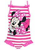 Disney Minnie Mouse Mädchen Minnie Mouse Badeanzug 98