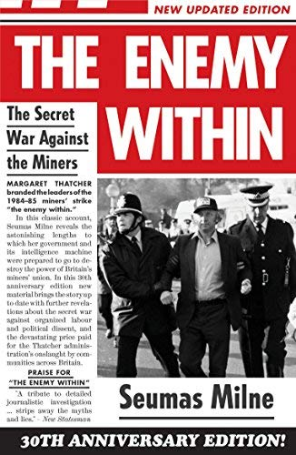 The Enemy Within by Seumas Milne (2014-04-01)