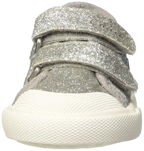 Chicco Galassia, Sneakers Bébé Fille Argent (Argento)