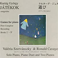Játékok (Games) for Piano - Book 3: 188–193. 12 New Microludes 7-12