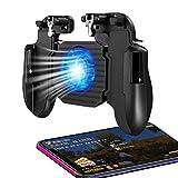 Joystick Joystick Touch Screen Joypad Handy Game Rocker Smartphone Mini Gaming Controller für Android, iOS, iPhones & Tablets/iPad