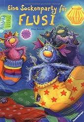 Eine Sockenparty für Flusi: Mit einem Paar Original-Flusi-Socken für Kinder