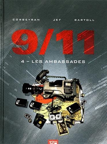 9/11 - Tome 04: Les ambassades