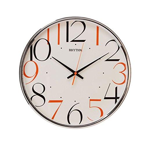 Contemporary Rhythm Wall Clock–Silent Wall Clock Silent Wall Clocks