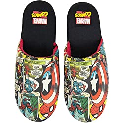 Marvel Avengers Comic Men's Slippers (45)